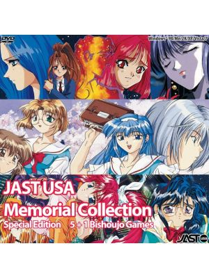 JAST USA Memorial Collection Special Edition (5+1)