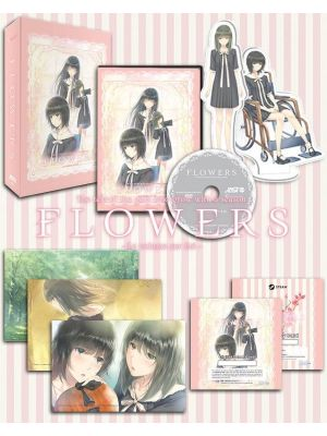 Flowers -Le volume sur ete-